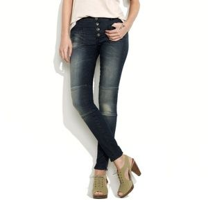 price ⬇️  MADEWELL skinny buttonfly jeans